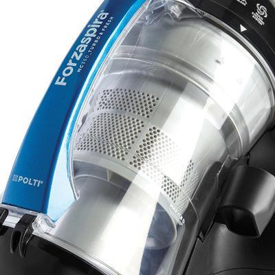 Forzaspira: Aspiradores para las partículas más pequeñas de polvo