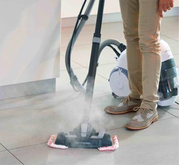 Aspirador multifunción Unico - Limpieza de la cocina