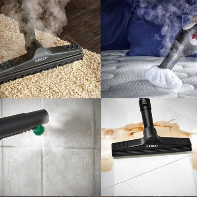Vaporetto Lecoaspira: limpiar toda la casa