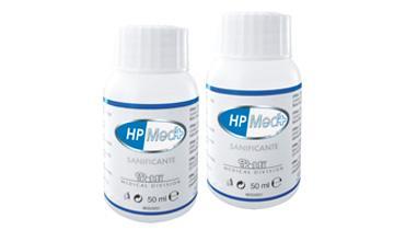 HPMed per Sani System - Stop ai cattivi odori