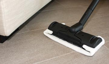 Kit 4 panni e 6 cuffie Vaporetto pavimenti puliti