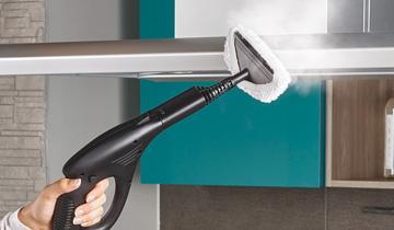 Kit 6 cuffie Vaporetto pulizia tutta la casa