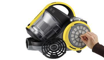 Forzaspira C115 - Filtri per polveri sottili
