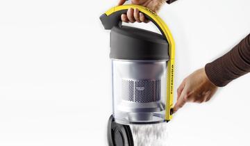 Forzaspira C115 - Nessun cambio di sacco polvere