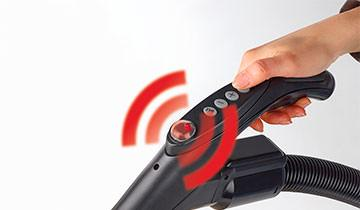 Forzaspira MC 330 Turbo - Telecomando wireless sul manico