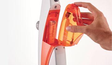 Scopa a vapore Vaporetto SV 420 Frescovapor - Serbatoio estraibile
