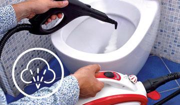 Vaporetto Handy 20 pulizia a vapore