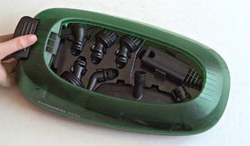 Vaporetto Handy 25_Plus porta accessori