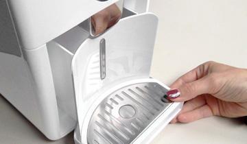 Pulizia Kubox macchina da caffè a capsule
