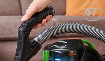 Forzaspira Lecologico Allergy_Turbo - Funzion turbo attivabile wireless