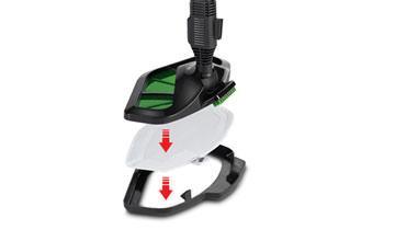 Vaporetto Smart 35_Mop sistema aggancio